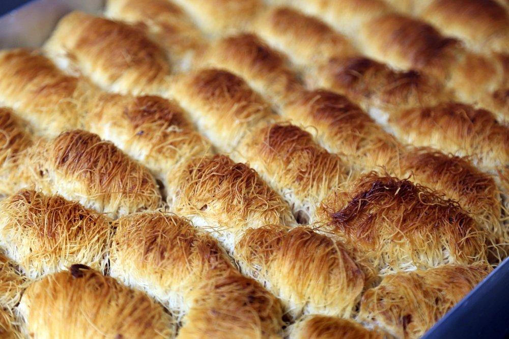 Ταβέρνα Γιάννης - Τα γλυκά μας